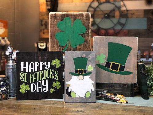 St. Patrick's Express ToGo Take & Make