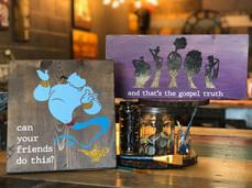 Genie, Gospel Truth