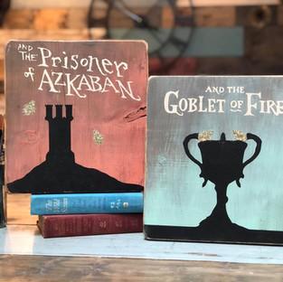 Prizoner of Azkaban/ Goblet of Fire