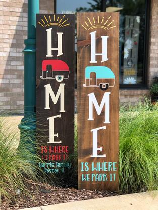 #500 Home Camper