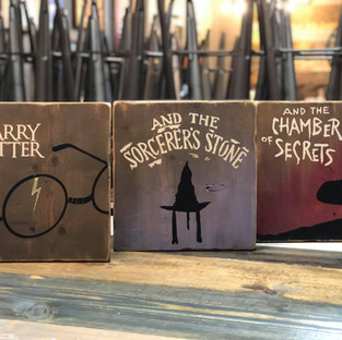 Harry Potter Book/ Sorcerer's Stone / Chamber of Secrets