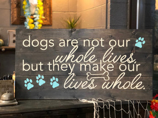 #1803 Dogs Whole Life 32x18.JPG