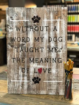 #1804 Dog Without World 18x24.JPG