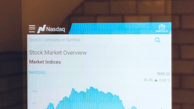See Stocks and share prices
