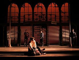 Romeo and Juliet - Katie Gruenhagen Lighting Design
