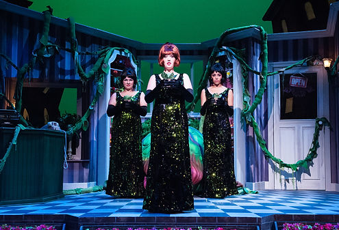Little Shop of Horrors - Katie Gruenhagen Lighting Design