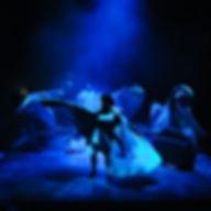 Dontrell Who Kissed The Sea - Katie Gruenhagen Lighting Design