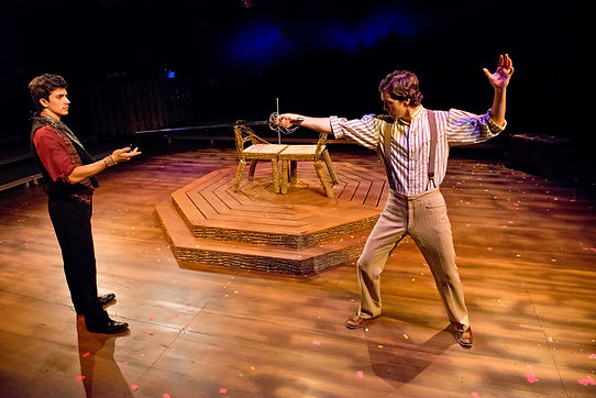 The Fantasticks - Katie Gruenhagen Lighting Design