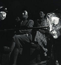 Le théâtre de ceux qui voient-Ito Josué-