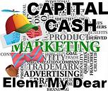 Marketing, logo design, website building