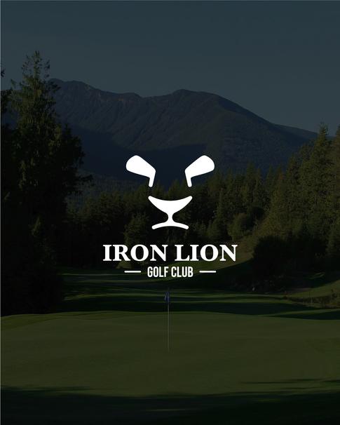 IRON_LION_GOLF_CLUB_LOGO