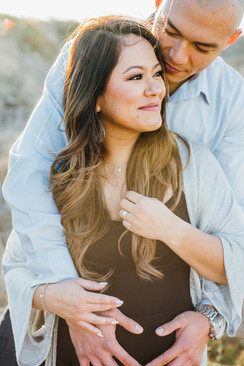 maternity portraits in the bay area