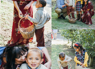 Salsamendi Family Sneak Peek - San Jose Family Photographer