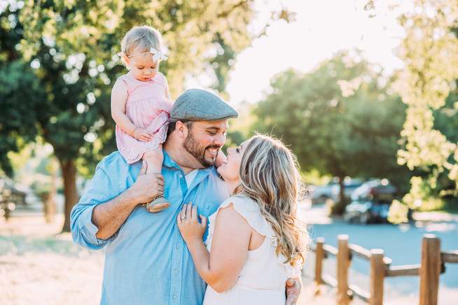 South San Jose Family Photography