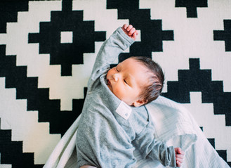 Welcome to the World, Nicola! San Jose Lifestyle Newborn Photographer