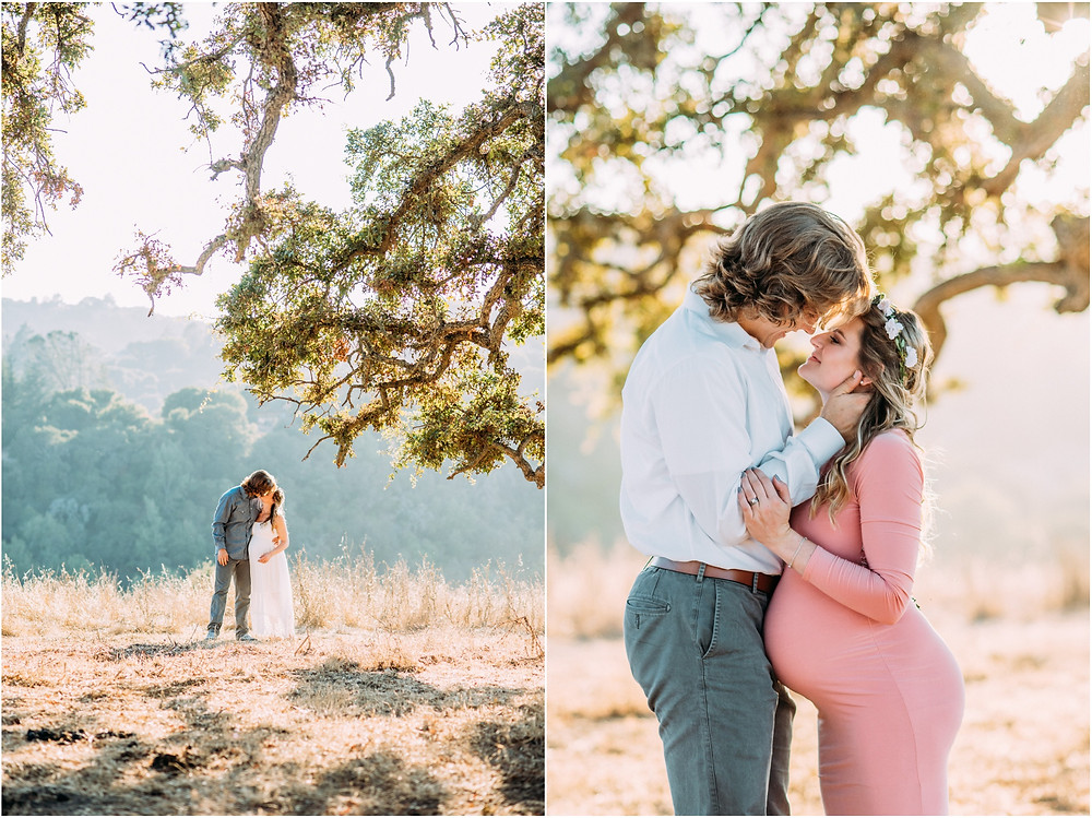 Maternity photography in San Jose