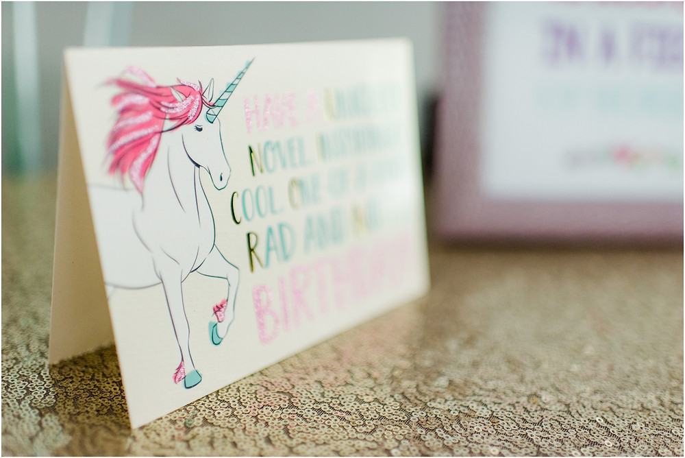 Unicorn party details in San Francisco Bay Area