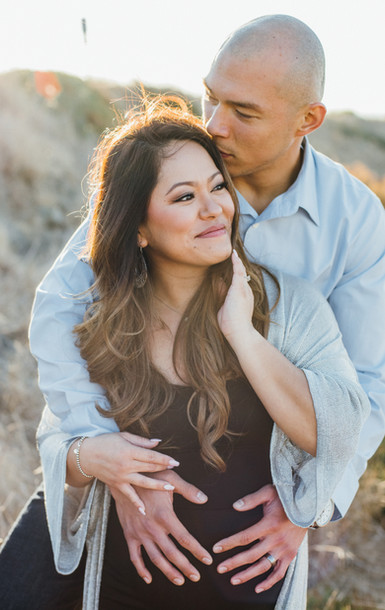 lifestyle maternity portraits