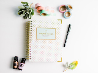 Emily Ley's Simplified Planner - OBSESSED!