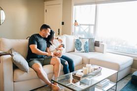 Bay Area newborn photos