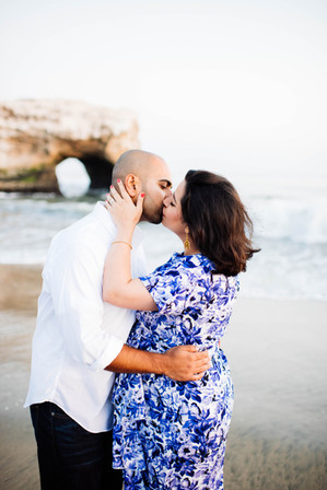 beach couples photography