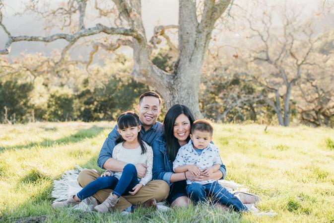 Los Altos Family Photography