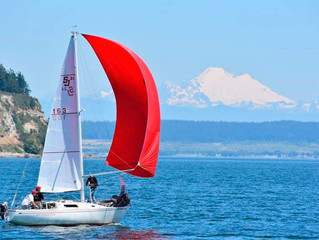 For sail: Oak Harbor Yacht Club provides boating opportunities