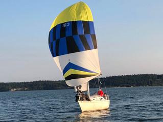 Steckman guides Renaissance to 1st place / Sailing