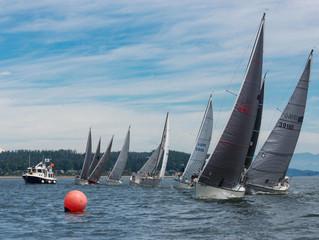 Oak Harbor hosts San Juan 24 championships / Sailing