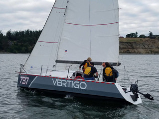 Vertigo, Toto win this week / Sailing
