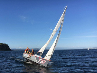 Vertigo ties up weekly racing series / Sailing