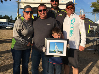 Whidbey boats take top 2 spots in final Whidbey Island Race Week / Sailing