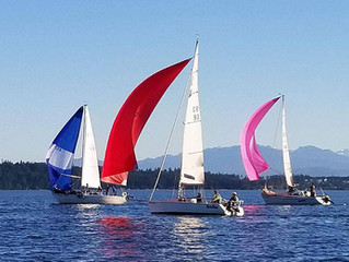North American San Juan 24 championship comes to Whidbey this weekend