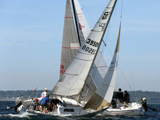 Steckman, Renaissance take series title / Sailing