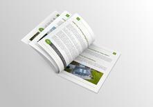 NECS Roof Systems Brochure Design