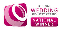 2020 TWIA National winner, wedding hairdresser of the year