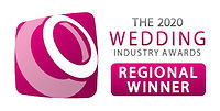 2020 TWIA regional winner, wedding hairdresser of the year for Yorkshire and the North East
