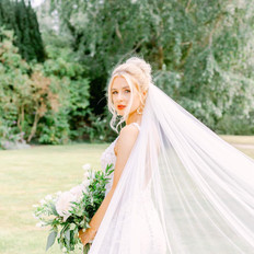 Dreamy wedding Hirst Priory