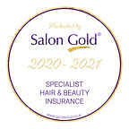 I am fully insured with salon gold