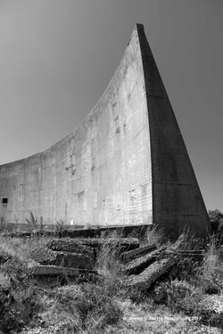 Sound Mirror 200 ft wall