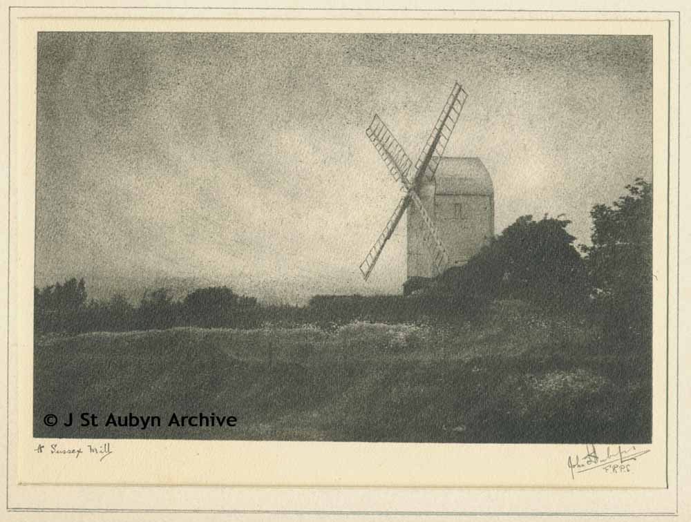 A SUSSEX MILL