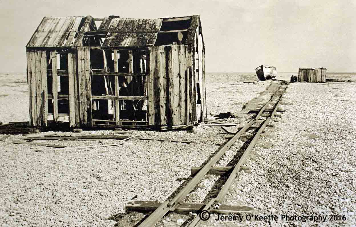 End of the Line - Dungeness