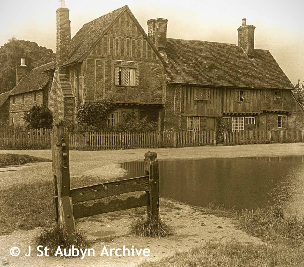 Aldbury, Herefordshire