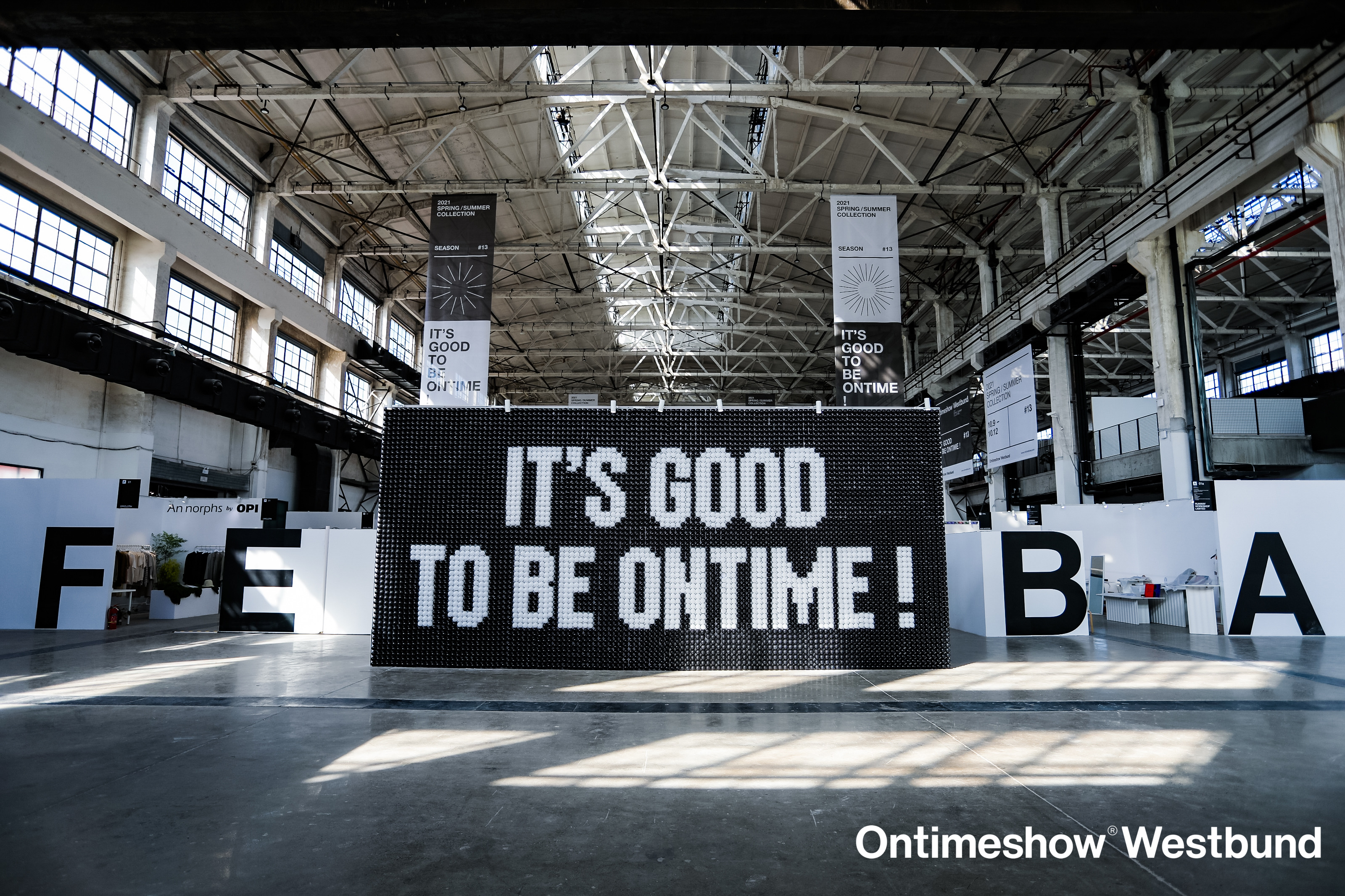 HOOLU was invited and showcased brands such as SENTÈZ、OLEADA and Karine at OnTimeShow, one of the bi