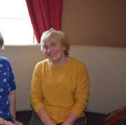 Margaret and Marion at Airth Castle