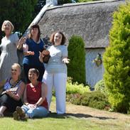 Team Photo Shoot Swanston Village