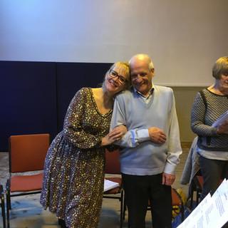 Kathy and Gordon Duet!