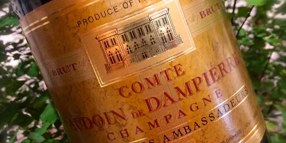 シャンパン&フレンチワイン試飲会