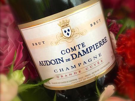 シャンパンハウスからゲストを迎えて