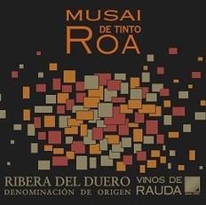 Rauda Musai de Tinto Roa Red